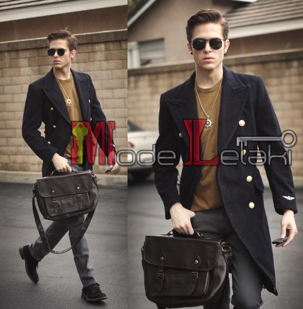 tas kulit-mode lelaki